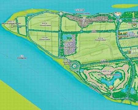 旅游规划篇 >> 详细信息  世业洲是长江下游的江中沙洲型平原岛屿