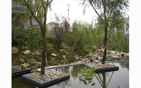 州三水怡景花园景观设计 园林景观篇 香港绿城国际城市规划设计集团