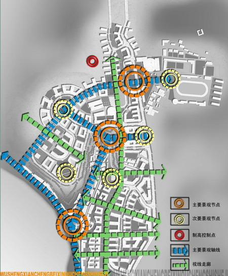 四川武胜县城北新区功能定位及发展规划