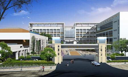 礼嘉中心小学建筑方案设计