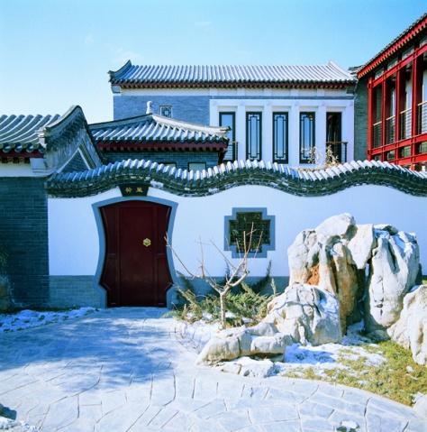 重庆园林公司 重庆景观公司 建筑风格