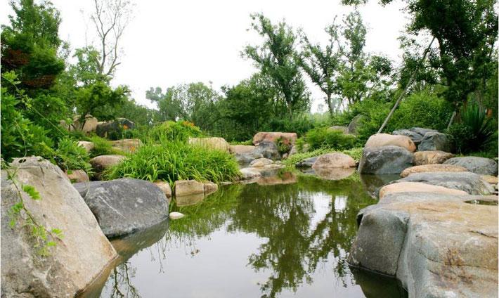 园林景观设计中的地形处理原则解析 理论研究 重庆园林景观设计公司