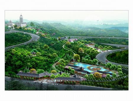 重庆市大渡口区揽月城市公园景观规划设计